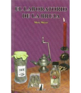 El laboratorio de la bruja (Mery Meyer)