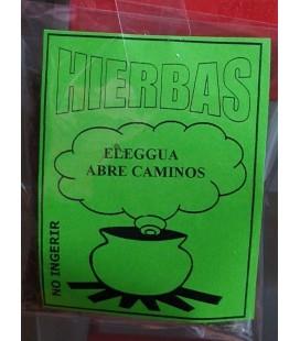 Hierba, Eleguá,
