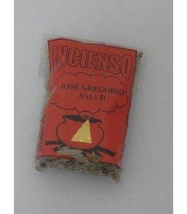 Incienso Jose Gregorio (salud ) 30 gr (aprx)