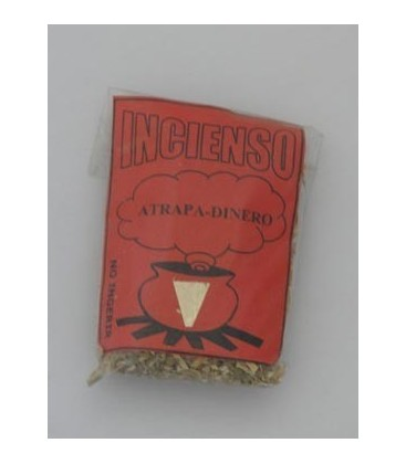Incienso Atrapa-dinero 30 gr (aprx) al por mayor