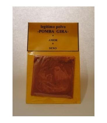 """Venta de Pomba Gira \\""""amor y sexo\\"""", (polvo legítimo) al mayor"""