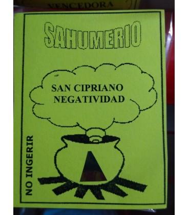 Venta de Sahumerio San Cipriano al mayor