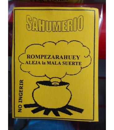 Venta de Sahumerio Rompezarahuey al mayor