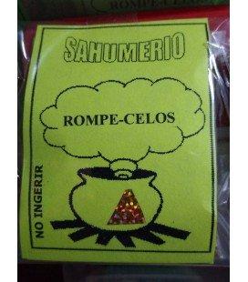 Sahumerio, Rompe celos
