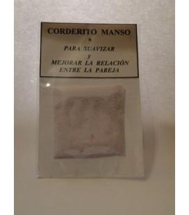 Corderito manso, ( polvo legítimo)
