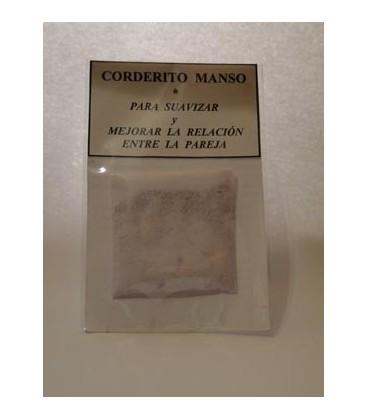 Corderito manso, ( polvo legítimo) al por mayor