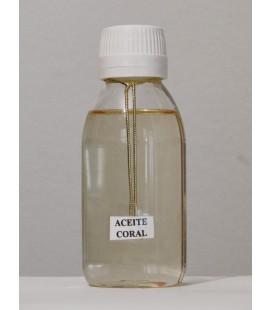 Aceite esotérico coral (grande)