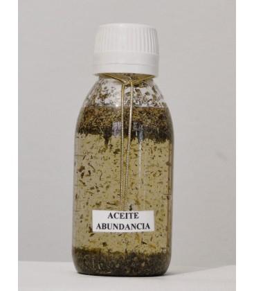 Venta de Aceite esotérico abundancia (grande) al mayor