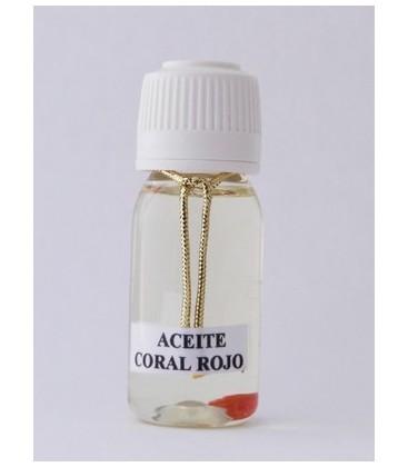 Venta de Aceite esotérico coral rojo (pequeño) al mayor