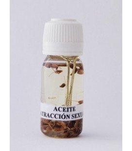 Aceite esotérico atracción sexual (pequeño)