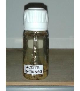 Aceite esotérico incienso (pequeño)