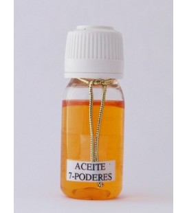 Aceite esotérico 7 poderes (pequeño)