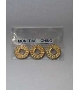 Monedas i-ching