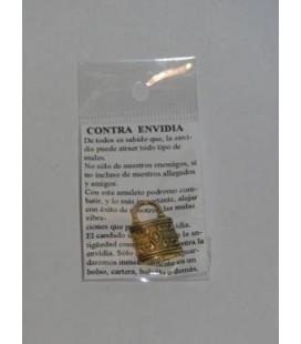 Contra envidia, amuleto con instrucciones