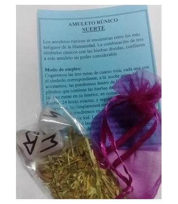 Venta de Amuleto rúnico suerte al mayor