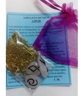 Amuleto rúnico amor