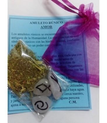 Venta de Amuleto rúnico amor al mayor