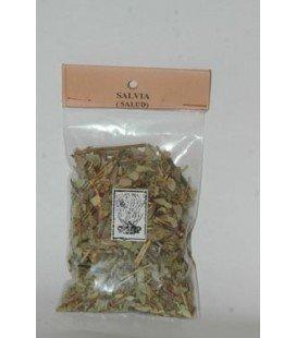 Salvia, triturada ( salud )