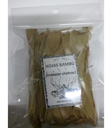 Venta de Hojas de bambú ( para trabajar las chacras ) al mayor