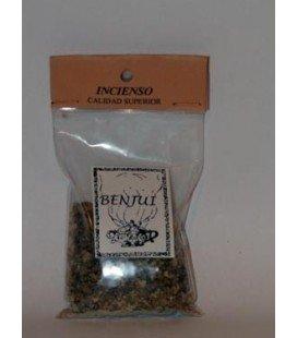 Benjuí en grano ( 30 gr aprx )