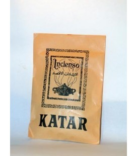 Incienso Katar ( 50 gr aprx )