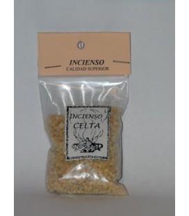 Incienso celta en grano ( 50 gr aprx )