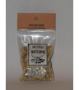 Incienso natural en grano ( 50 grs aprx )