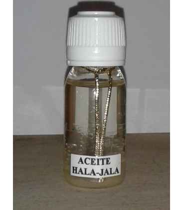 Venta de Aceite esotérico Hala jala (grande) al mayor