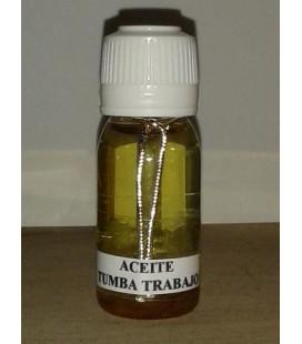 Aceite esotérico tumba - trabajo (grande)