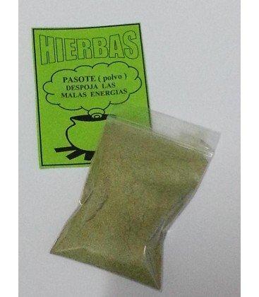 Hierba en polvo Pasote - Pazote