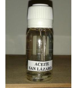 Aceite esotérico san Lázaro (grande)