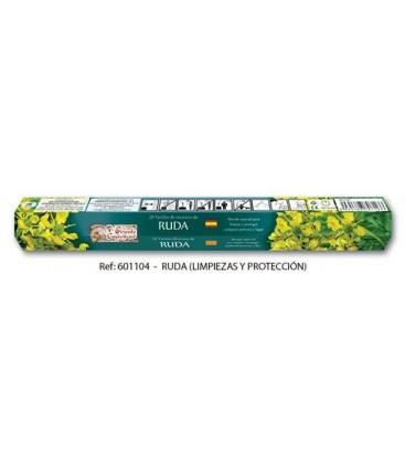 Venta de Incienso ruda varillas, 20 stick ( limpiezas y proteccion ) al mayor