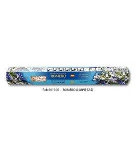 Incienso romero varillas, 20 stick ( limpiezas )