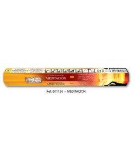 Incienso meditación varillas, 20 stick