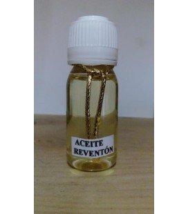 Aceite esotérico reventón (pequeño)