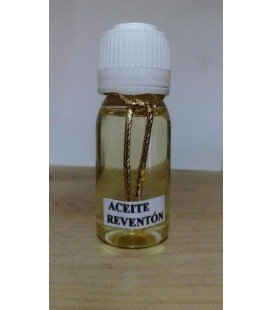 Aceite reventón (pequeño)