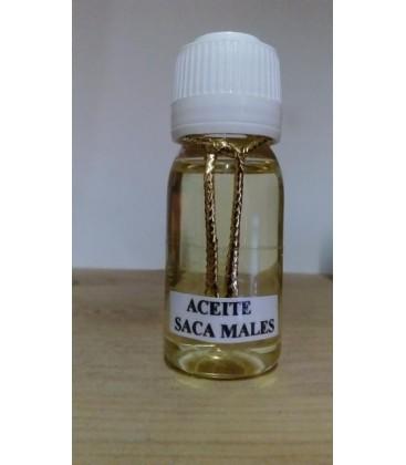 Venta de Aceite esotérico saca males (grande) al mayor