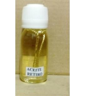 Aceite esotérico retiro (pequeño)