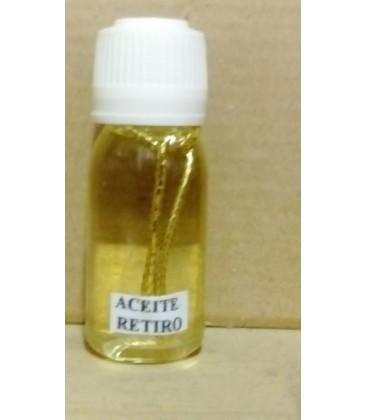 Venta de Aceite esotérico retiro (grande) al mayor