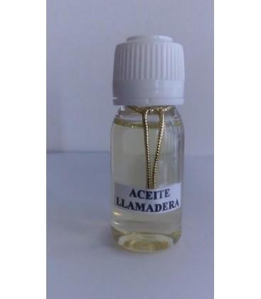 Venta de Aceite esotérico llamadera (grande) al mayor