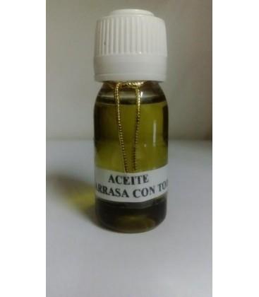Venta de Aceite esotérico arrasa con todo (pequeño) al mayor