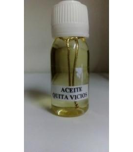 Venta de Aceite esotérico quita vícios (pequeño) al mayor