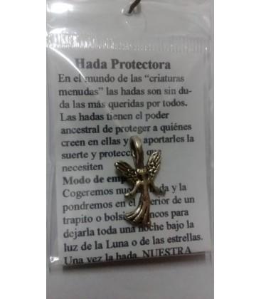Venta de Hada protectora ,2 cm x 1,5 cm ( colgante con instrucciones ) al mayor