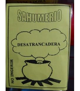 Sahumerio Desatrancadera