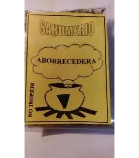 Sahumerio Aborrecedéra