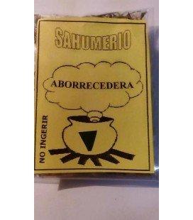 Sahumerio, Aborrecedéra