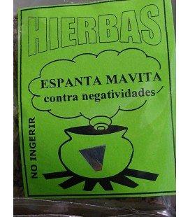 Hierba Espanta mavita,