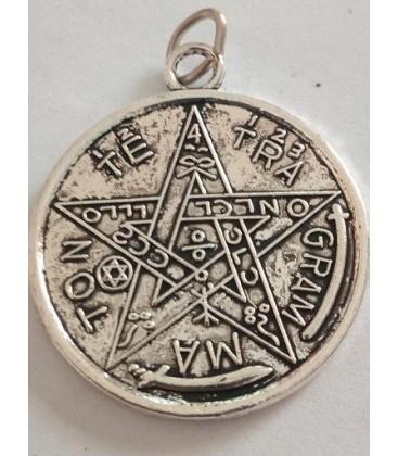 """Mil poderes """"tetragramatón, trebol """" Gran poder, amuleto"""