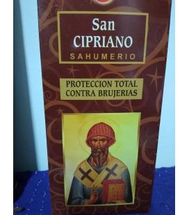 Incienso san Cipriano, varillas, 20 stick
