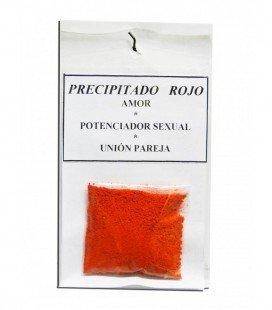 Precipitado rojo, ( polvo legítimo )